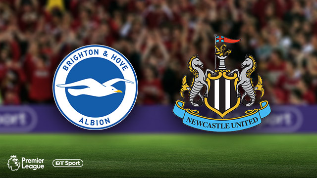 BT Sport - Brighton v Newcastle