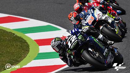BT Sport - Catch all MotoGP?