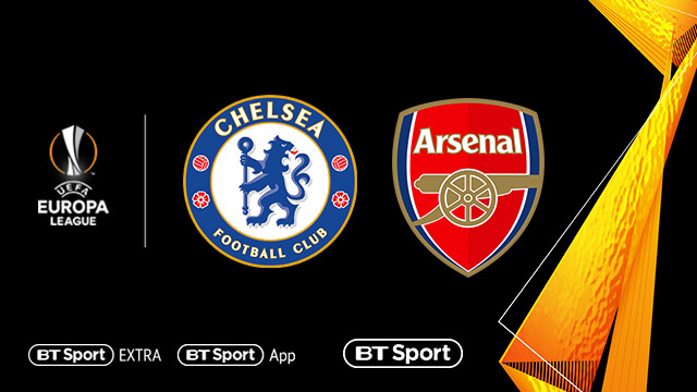 BT Sport - Chelsea v Arsenal