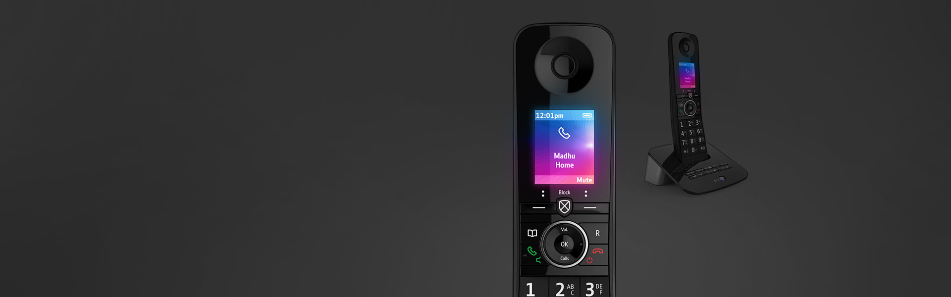 BT Home phone deals, call blocking feature
