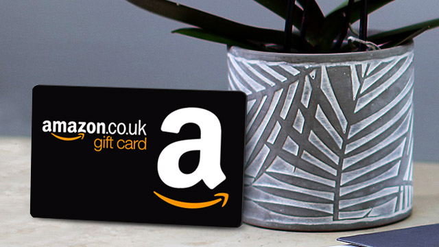 Refer a friend and get £50 amazon gift card