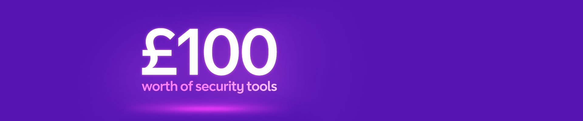 £100 worth of security tools with BT