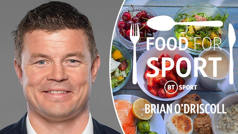 Food for Sport - Brian O'Driscoll exclusive: On gym, Pilates and intermittent fasting