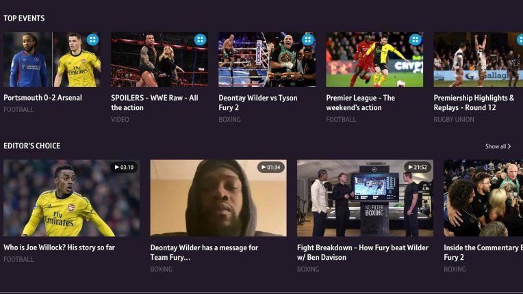 bt sport free online live stream