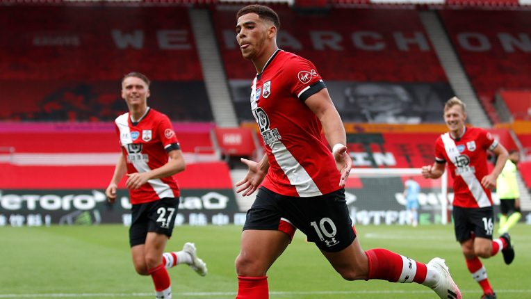 Che Adams has rediscovered his goalscoring touch at Southampton