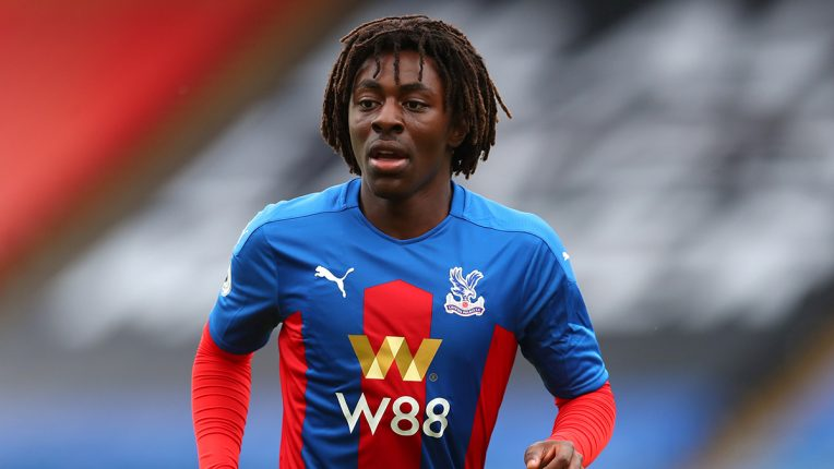 Eberechi Eze could play a key role at Crystal Palace next season