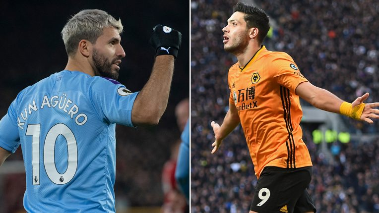 Will Sergio Aguero or Raul Jimenez make it into your team?