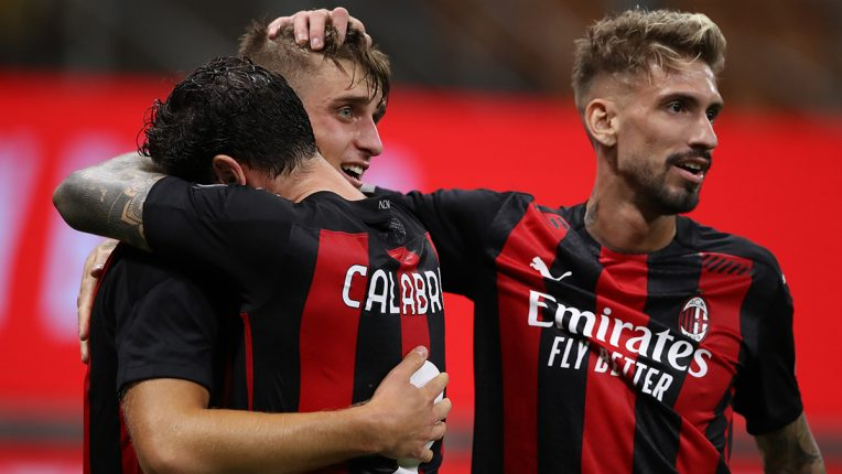 AC MIlan have made it back to Europe the hard way via three qualifying rounds