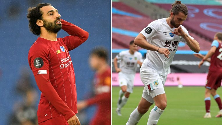 Mo Salah and Jay Rodriguez are set to go head-to-head