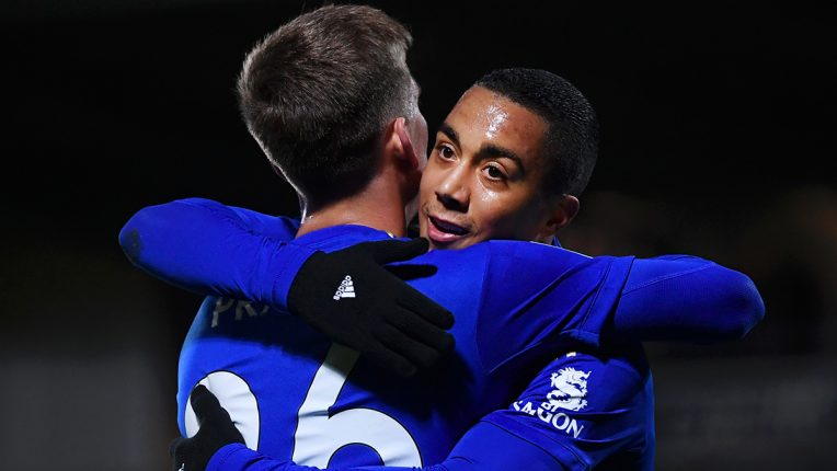 Youri Tielemans - the man Praet wants to lockdown with