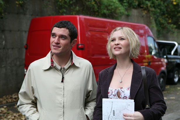 Mathew Horne and Joanna Page as Gavin and Stacey