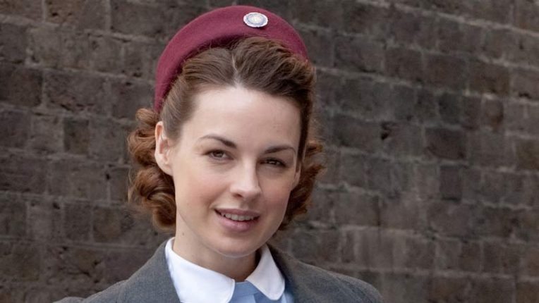 Jessica Raine as Jenny Lee in Call The Midwife