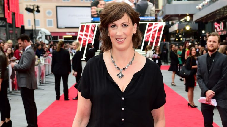 Miranda Hart who played Chummy in Call The Midwife