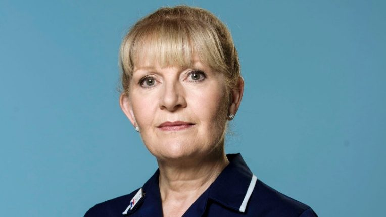 Cathy Shipton as Lisa Duffin in Casualty