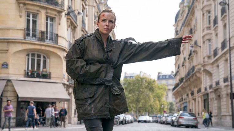 Killing Eve Jodie Comer Paris