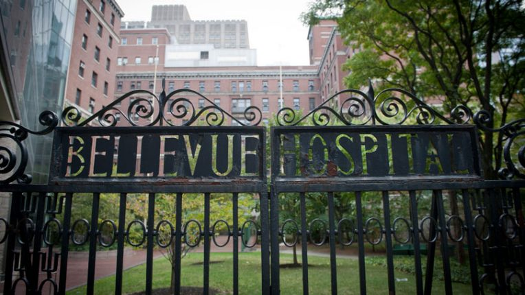 Bellevue Hospital, the inspiration for Amazon series New Amsterdam