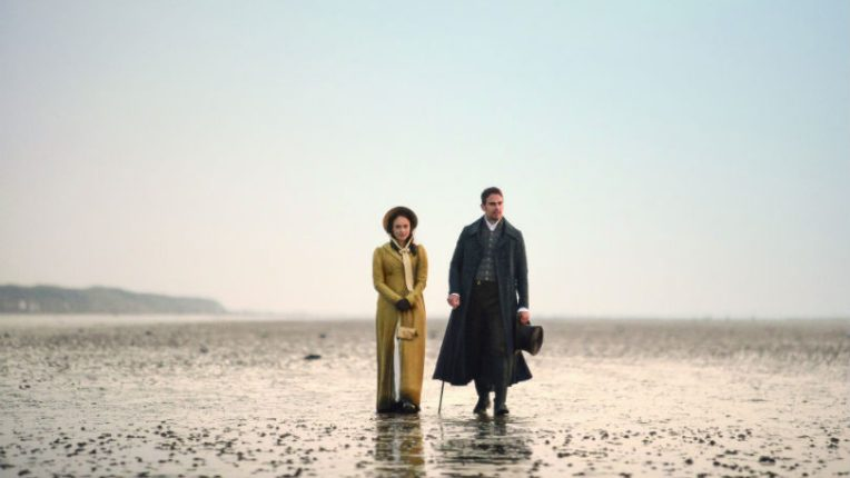 Rose Williams and Theo James in ITV's new adaptation of Sanditon