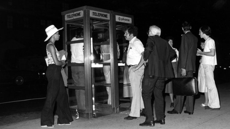 The New York blackout of the 1970s