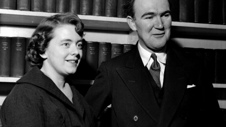 Marian Patricia Campbell  and Lord Altrincham