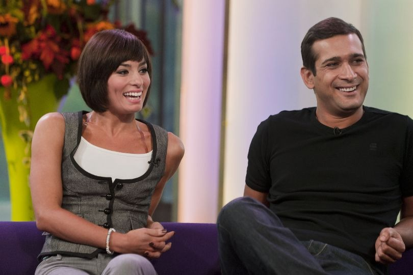 Strictly Come Dancing couple Flavia Cacace and Jimi Mistry