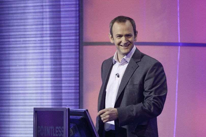 Pointless host Alexander Armstrong