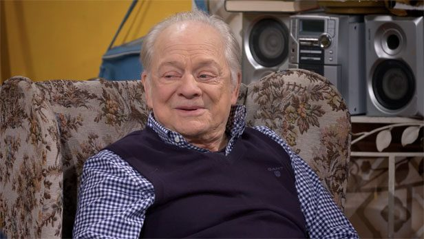 David Jason as Del Trotter in Only Fools and Horses