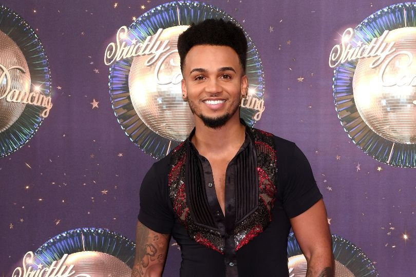 Aston Merrygold on Strictly Come Dancing