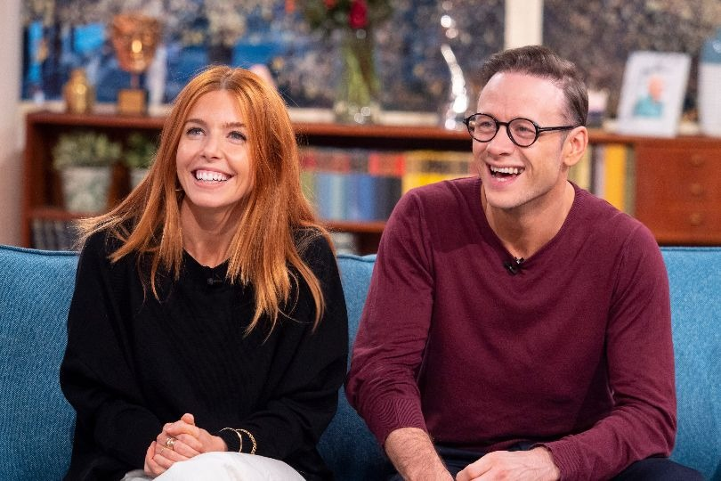 Strictly Come Dancing winners Stacey Dooley and Kevin Clifton