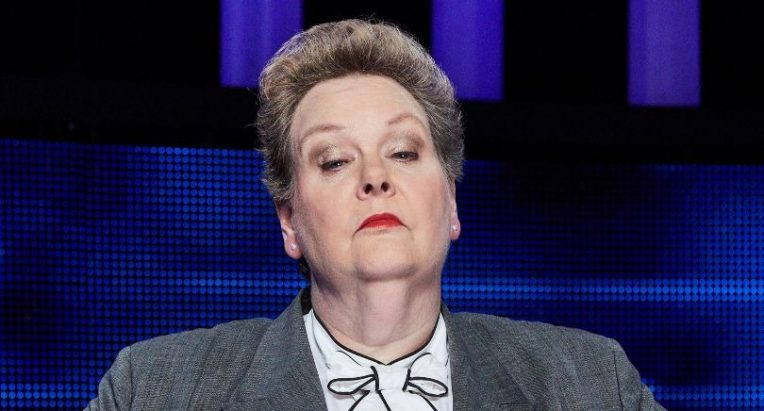 The Chase star Anne Hegerty, also known as The Governess