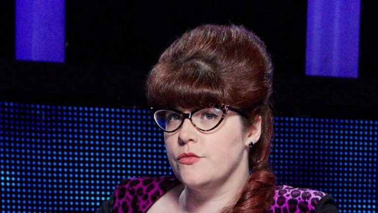 The Chase star Jenny Ryan, also known as The Vixen