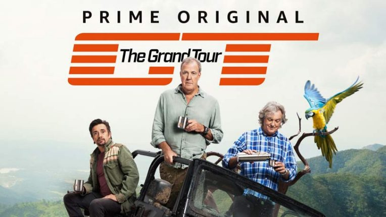 The Grand Tour key art