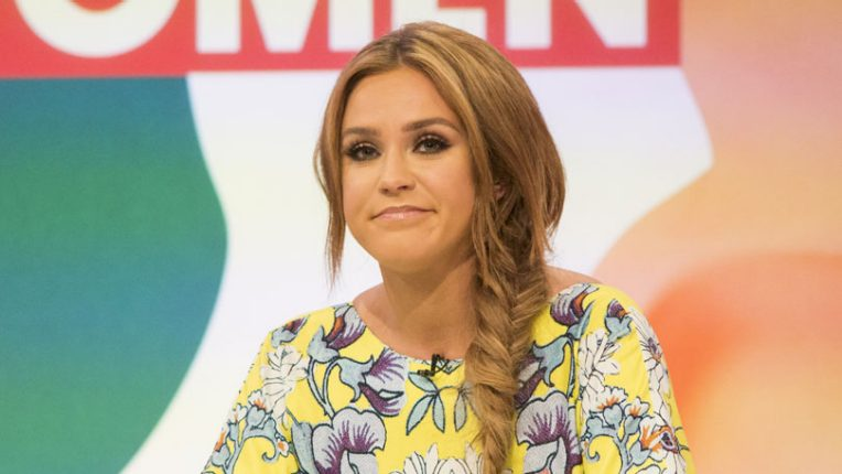Vicky Pattison on the panel of ITV's Loose Women