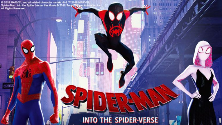 Spider-Man: Into the Spider-Verse - reasons to watch the colourful ...