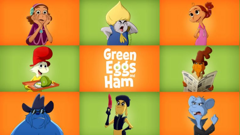 Green Eggs & Ham on Netflix