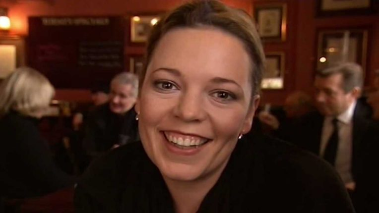 Olivia Colman as Sophie in Channel 4's Peep Show