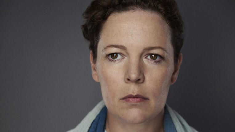 Olivia Colman as Angela Burr in The Night Manager