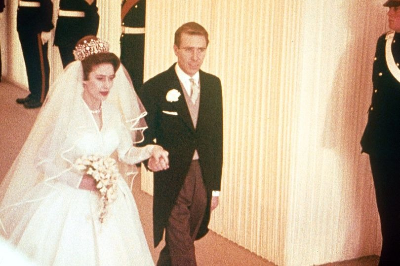 Princess Margaret marries Antony Armstrong-Jones