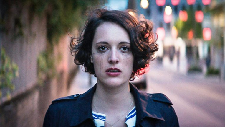 Phoebe Waller Bridge in Fleabag