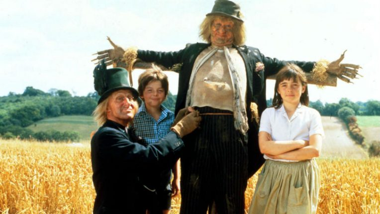 John Pertwee as Worzel Gummidge