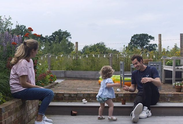 Andy Murray Resurfacing family