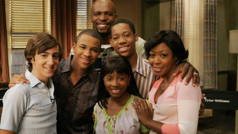 Vincent Martella as Greg, Tequan Richmond as Drew, Terry Crews as Julius, Tyler James Williams as Chris, Imani Hakim as Tonya, Tichina Arnold as Rochelle