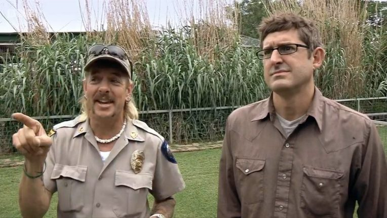 Joe Exotic Louis Theroux