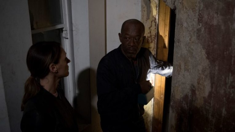 "Suranne Jones as Claire McGory and Lennie James as Nelson ""Nelly"" Rowe"
