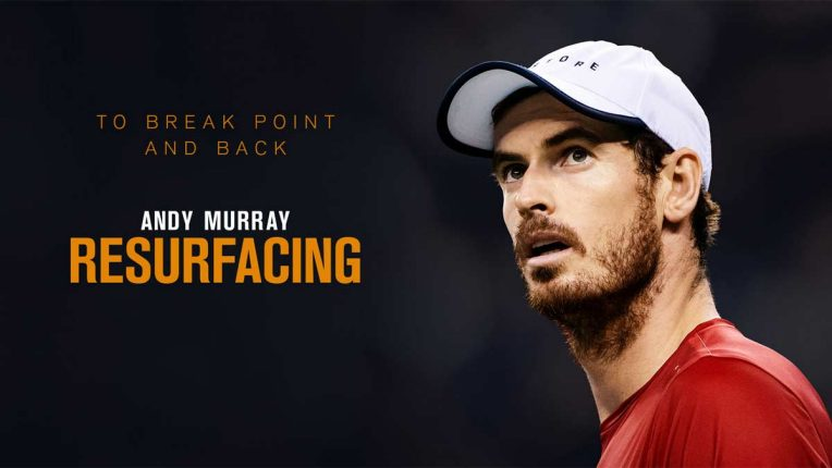 Andy Murray in Resurfacing on Amazon Prime Video