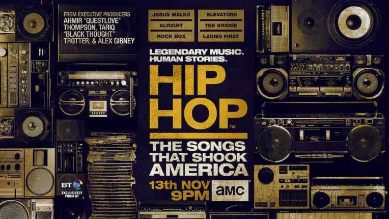 Hip Hop: The Songs That Shook America on AMC