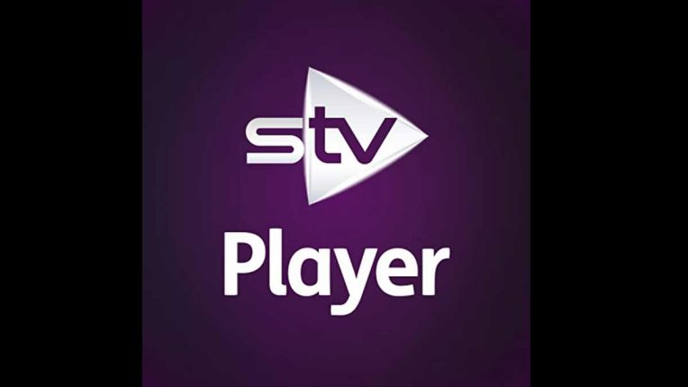 The STV Player logo - Watch STV on your BT TV box