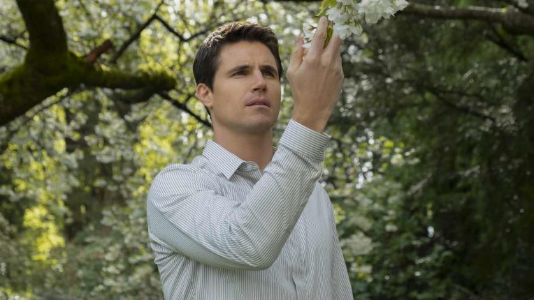 Robbie Amell as Nathan Brown in Upload