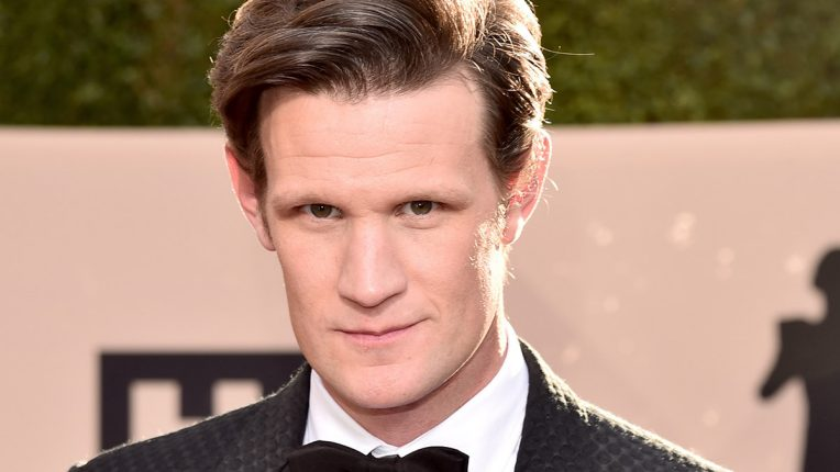 Matt Smith voices the title role in Superworm