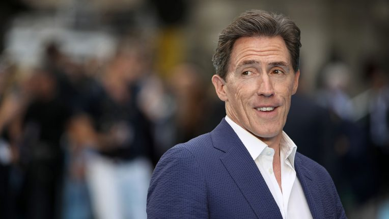 Rob Brydon is playing the Crow in Superworm