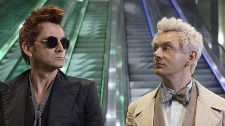 Good Omens - Michael Sheen and David Tennant